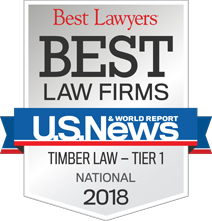 Best Law Firms Timber 2018