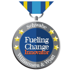 Fueling Change - Innovator badge