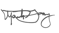 Mark Long signature