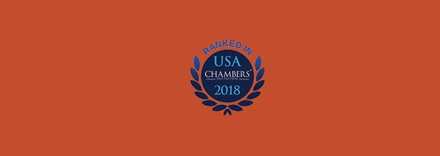 2019 Chambers USA Rankings Give Schwabe High Marks
