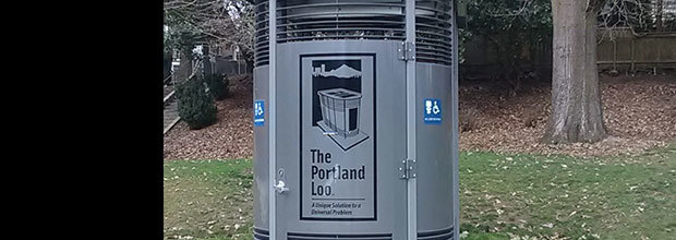 Portland Loo Patent Delivering Roughly $200K Annually into City Coffers