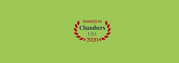 Schwabe Honored by 2020 Chambers USA
