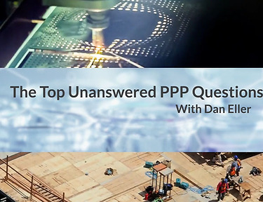 PPP Top Unanswered Questions